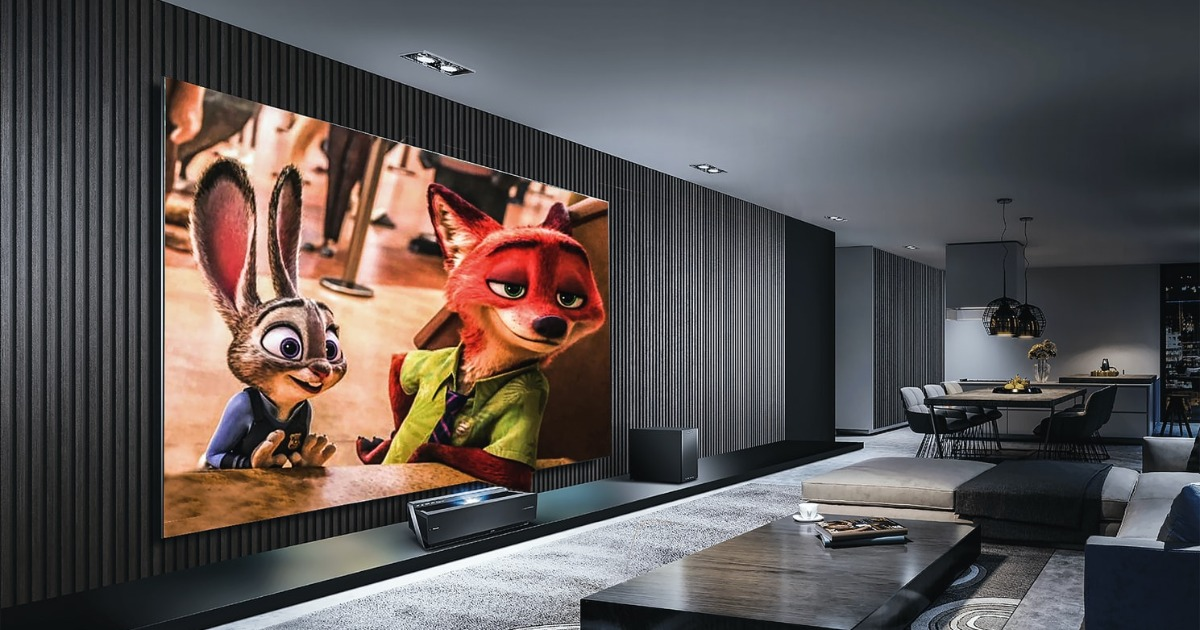 Best Projector For Home Theater 2021: Top 3 Views